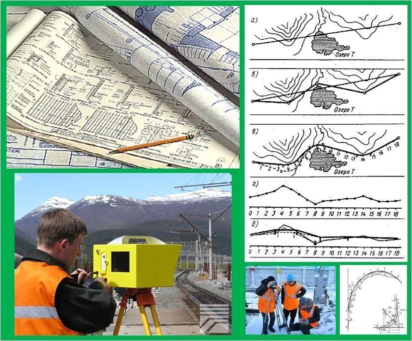 работа проектирование автомобильных дорог в горной местности Курсовая работа проектирование автомобильных дорог в горной местности